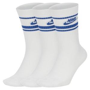 Носки до середины голени Sportswear Essential (3 пары) - Белый Nike