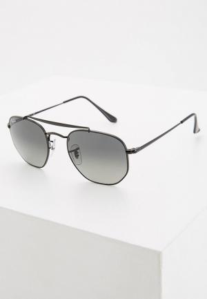 Очки солнцезащитные Ray-Ban® RB3648 002/71. Цвет: черный