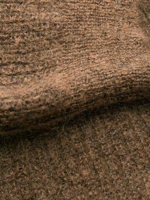 Свитер Samuelle Le Mont St Michel. Цвет: коричневый
