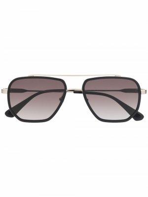 Солнцезащитные очки Mercury GIGI STUDIOS. Цвет: черный