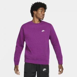 Свитшот Nike Sportswear Club Fleece - Пурпурный