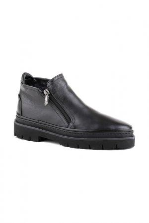 Ботинки Gianfranco Butteri. Цвет: черный