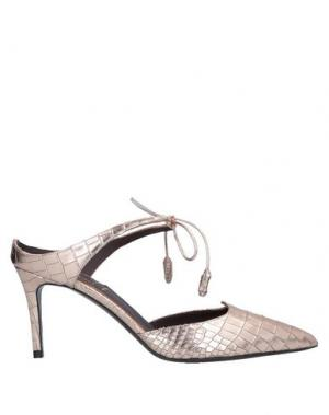 Туфли MAGLI by BRUNO. Цвет: розовый
