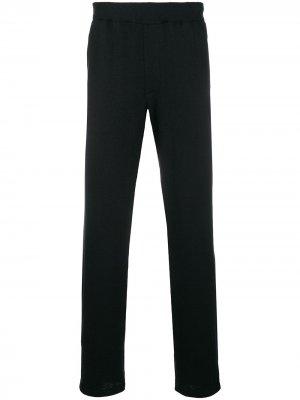 Elastic waist trousers Chalayan. Цвет: черный