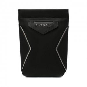 Текстильная сумка Antigona Givenchy. Цвет: чёрный
