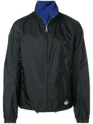 Легкая куртка Prada. Цвет: черный