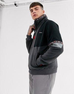 Черная куртка -Черный Berghaus