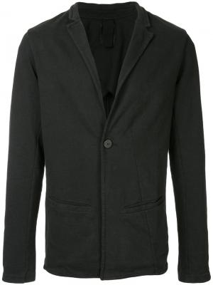 Пиджак с застежкой на пуговицу Thom Krom. Цвет: чёрный