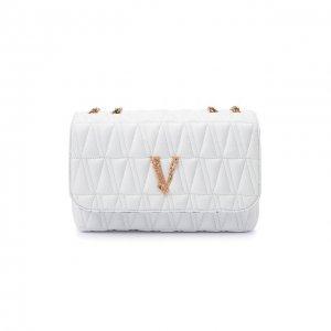 Сумка Virtus Versace. Цвет: белый
