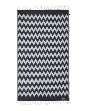 Пляжное полотенце MC2 SAINT BARTH. Цвет: синий