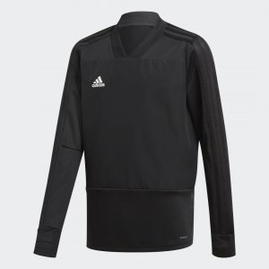 Джемпер Condivo 18 Player Focus Performance adidas. Цвет: черный