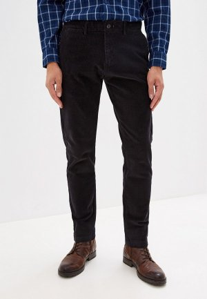 Брюки Dockers SMART 360 FLEX CHINO SLIM - CORD. Цвет: черный