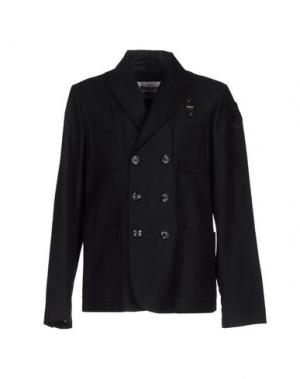 Пиджак BLAUER. Цвет: черный
