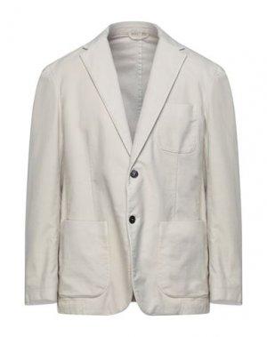 Пиджак ALTEA. Цвет: бежевый