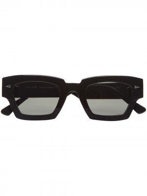Солнцезащитные очки Villette Ahlem. Цвет: черный