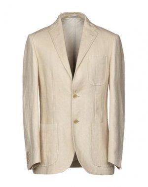 Пиджак CRUCIANI. Цвет: бежевый