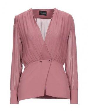 Pубашка ATOS LOMBARDINI. Цвет: пастельно-розовый