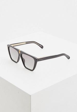 Очки солнцезащитные Givenchy GI007DWCWLY4. Цвет: черный