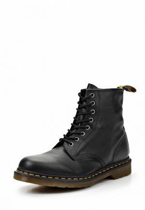 Ботинки Dr. Martens 1460. Цвет: черный