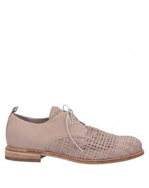 Обувь на шнурках FRU.IT. Цвет: пудровый
