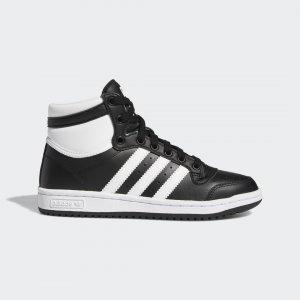Высокие кроссовки Top Ten Originals adidas. Цвет: черный