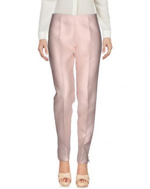 Повседневные брюки ANTONIO BERARDI. Цвет: светло-розовый