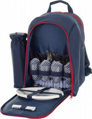 Пикниковый рюкзак на 4 человека, 2021 Outventure. Цвет: разноцветный