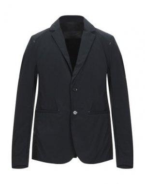 Пиджак BELSTAFF. Цвет: черный