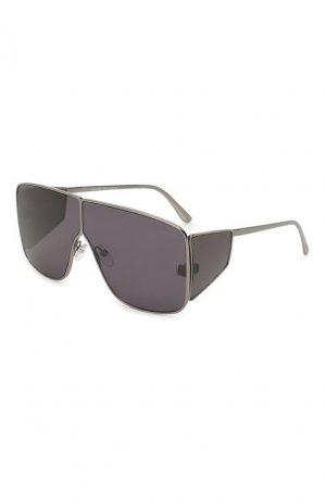 Солнцезащитные очки Tom Ford. Цвет: темно-серый