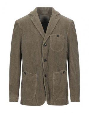 Пиджак CAPALBIO. Цвет: бежевый