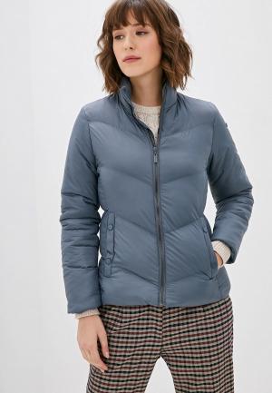 Куртка утепленная Camomilla Italia. Цвет: серый
