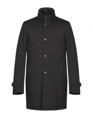 Куртка ANGELO NARDELLI. Цвет: черный