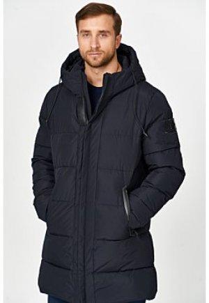 Утепленная куртка с капюшоном Clasna