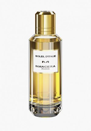 Парфюмерная вода Mancera Soleil dItalie EDP, 60 ml. Цвет: прозрачный