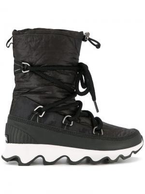 Ботинки Kinetic Sorel. Цвет: черный