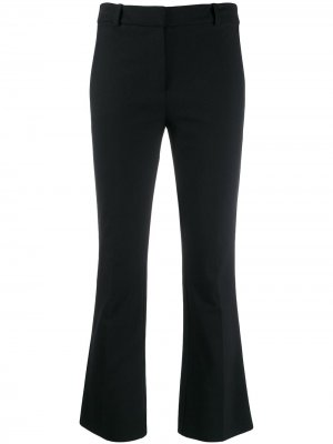 Укороченный брюки клеш Corinna с лампасами Derek Lam 10 Crosby. Цвет: черный