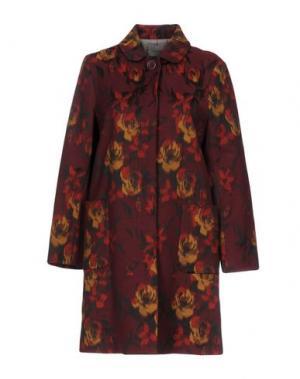 Легкое пальто ...À_LA_FOIS.... Цвет: пурпурный