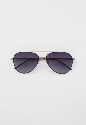 Очки солнцезащитные Tommy Hilfiger TH 1788/F/S V84. Цвет: серебряный