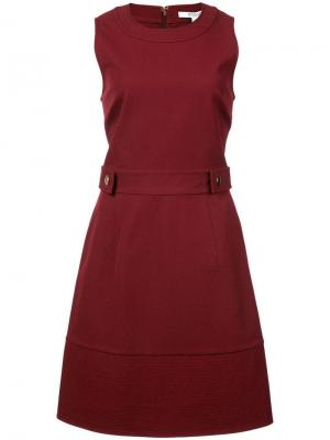 Sleeveless Midi Dress Derek Lam 10 Crosby. Цвет: розовый