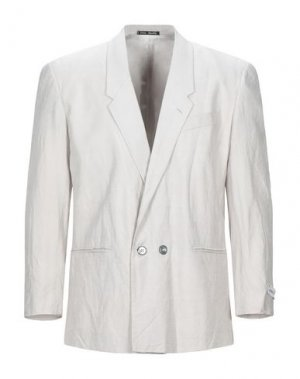 Пиджак PROFILO. Цвет: светло-серый