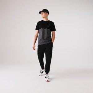 Спортивная одежда Спортивные штаны Lacoste. Цвет: черный