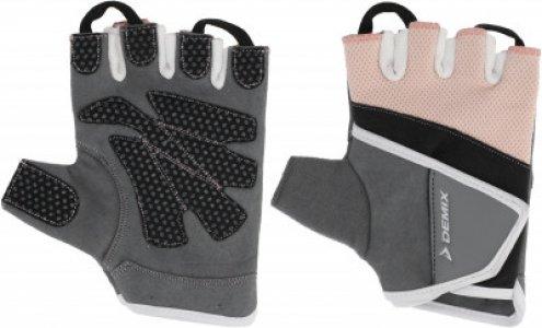 Перчатки для фитнеса , размер 5 Demix. Цвет: розовый