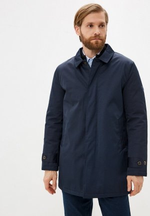 Куртка утепленная Centauro. Цвет: синий