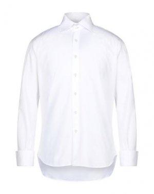 Pубашка CREDO. Цвет: белый