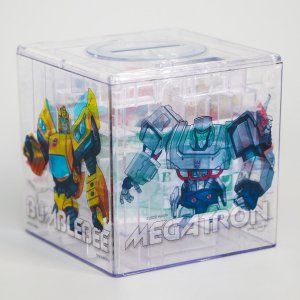 Копилка-лабиринт, transformers Hasbro