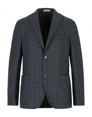 Пиджак BOGLIOLI. Цвет: стальной серый