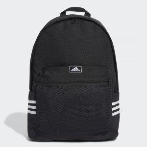Рюкзак Classic 3-Stripes Performance adidas. Цвет: черный
