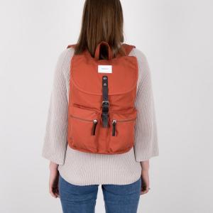 Рюкзак ROALD, 17 л, для ноутбука 15 SANDQVIST. Цвет: кирпичный