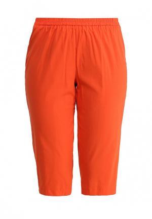 Капри Silver String. Цвет: оранжевый