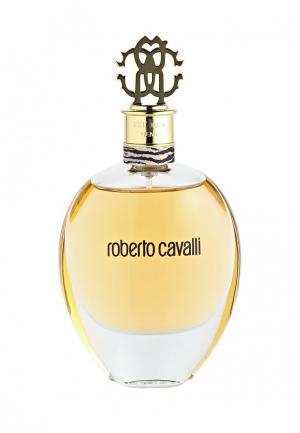 Парфюмерная вода Roberto Cavalli Woman 75 мл. Цвет: белый